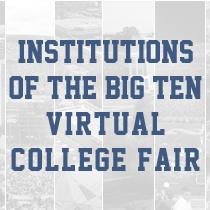 Big 10 Virtual College Fair